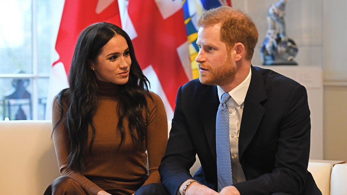 No, Meghan and Harry Aren't Doing a Reality Show—But Did They Jeopardize Their Royal Titles by Encouraging Us to Vote?