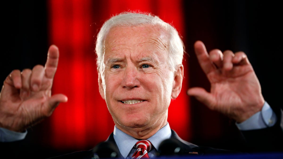 Biden Forgot to Buy the Web Address For His Latinx Outreach Campaign and Now Trump Owns It