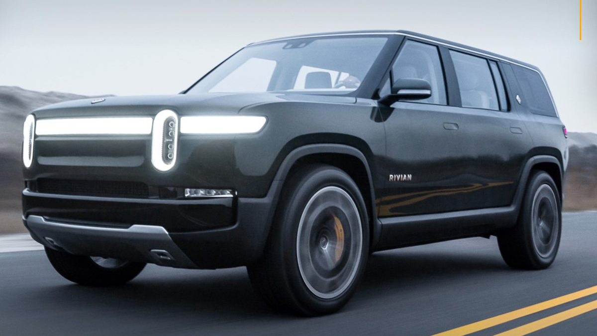 Amazon Orders 100,000 Vans From Electric Startup Rivian By 2024 [Updated]