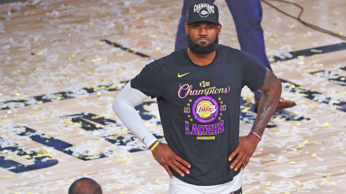 Is LeBron the Goat?