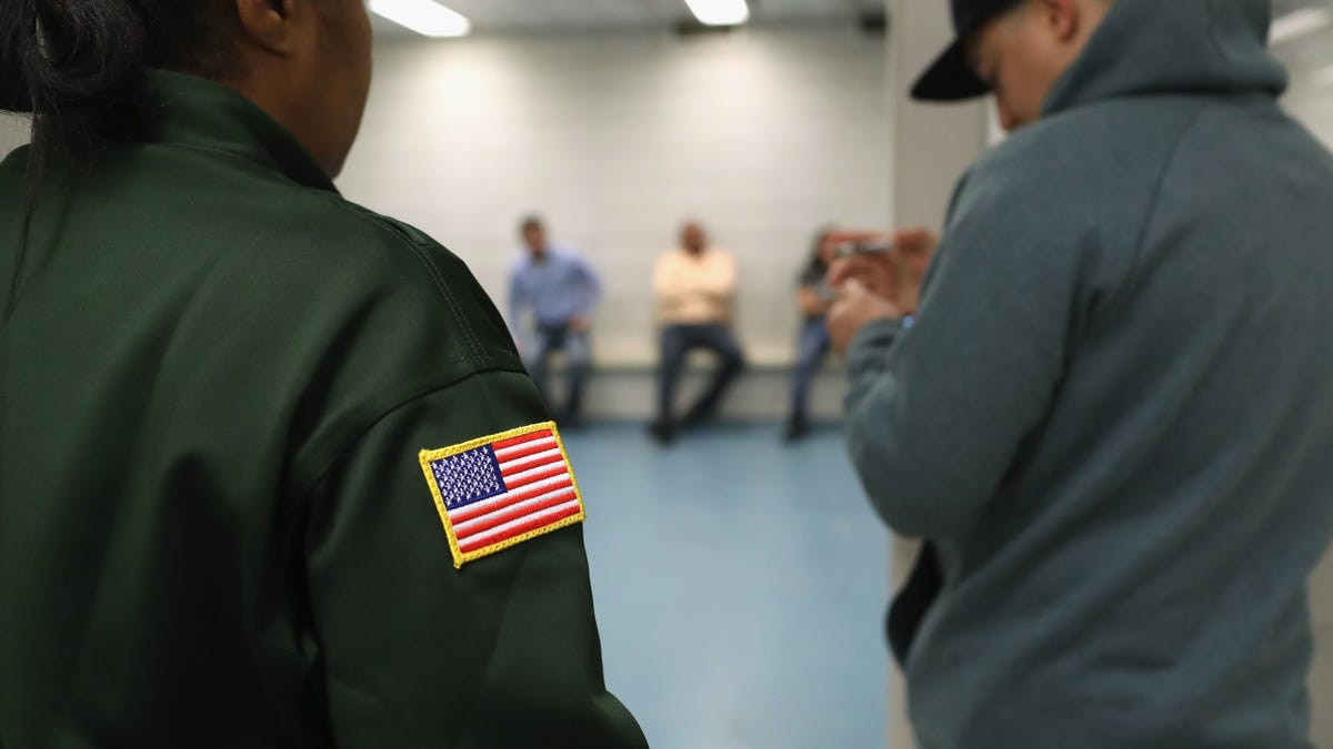 Lawsuit: ICE Rigged Algorithm to Always Order Arrested Immigrants Be Held in Detention Centers