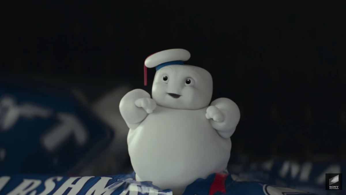 I'm Just Thinking About These Buff Little Marshmallows