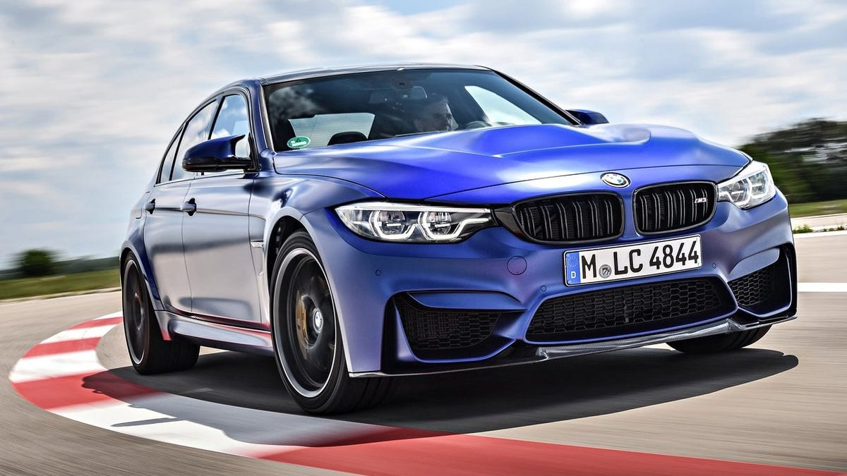 The 2020 BMW M3 Will Be More Hardcore Than The Current M3 CS