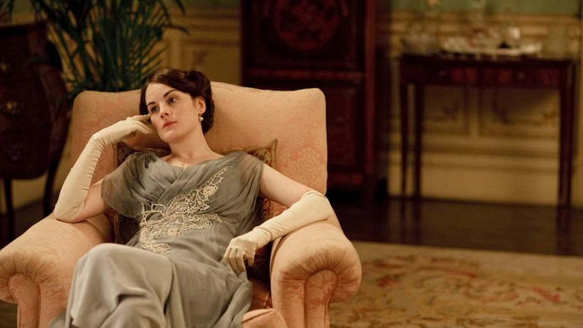 People pay a bunch of money to experience tedium of Downton Abbey life