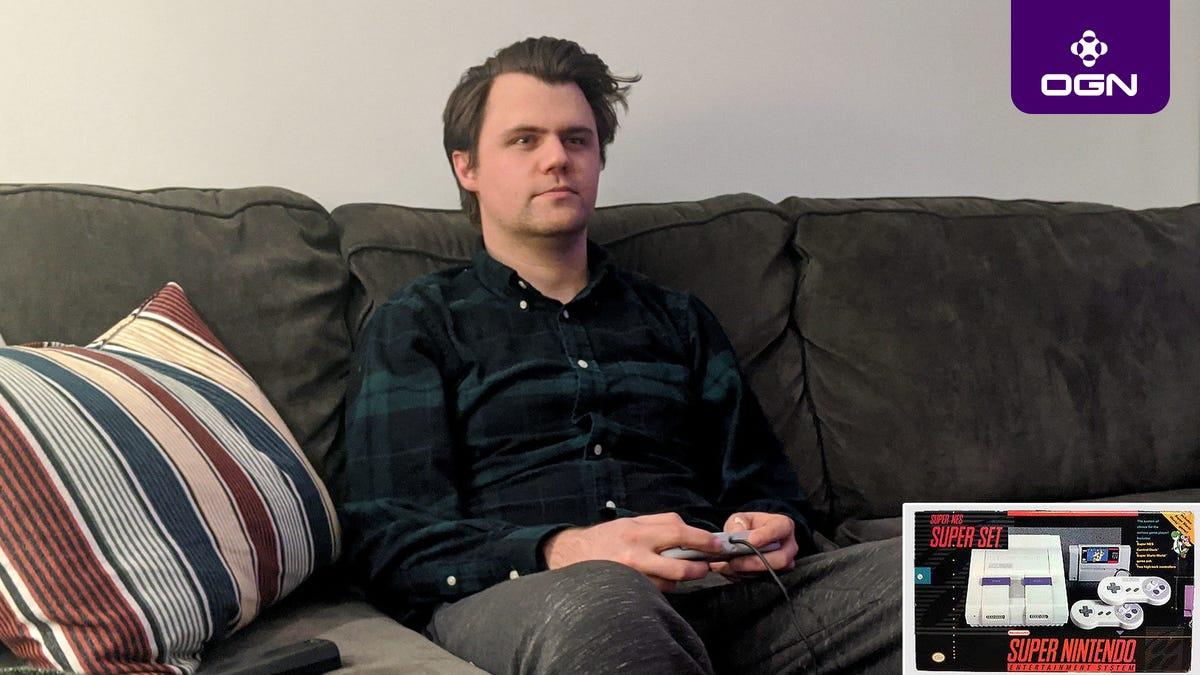 Beeindruckend 'Super Smash Brothers' Puristische Spielt Nur Original-SNES-Oder NES-Spiel Jeder Charakter Aus