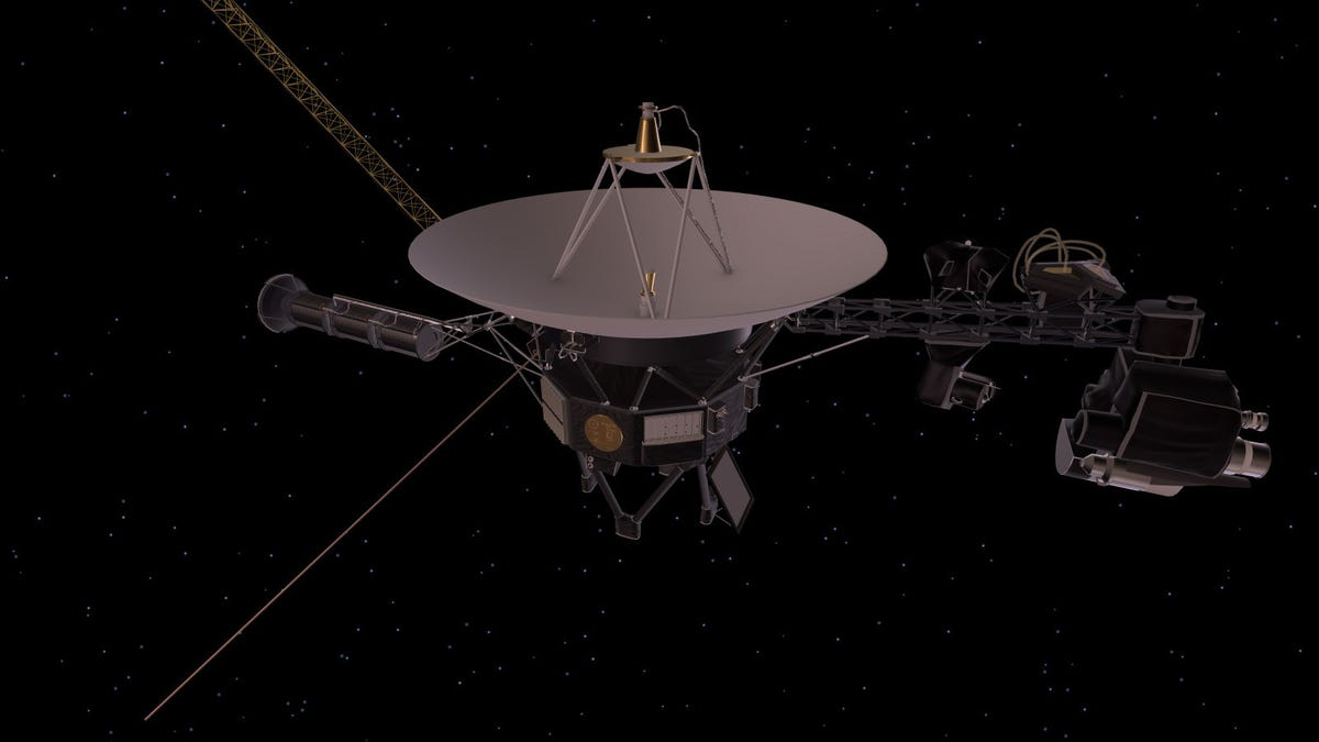 Voyager Probes Spot Previously Unknown Phenomenon in Deep Space