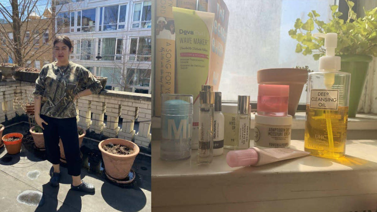 Megan's 24-Hour Product Diary: Perfume Reminds Me That I Am Still a Human Being
