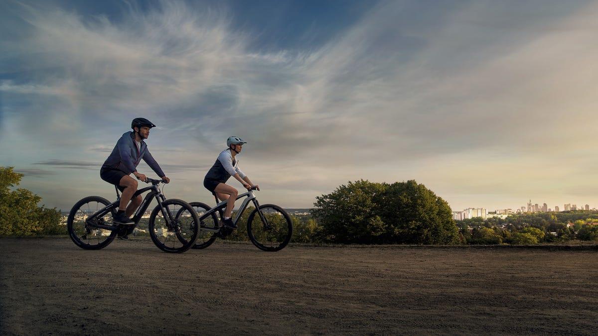 Porsche presenta dos bicicletas eléctricas inspiradas en el Taycan