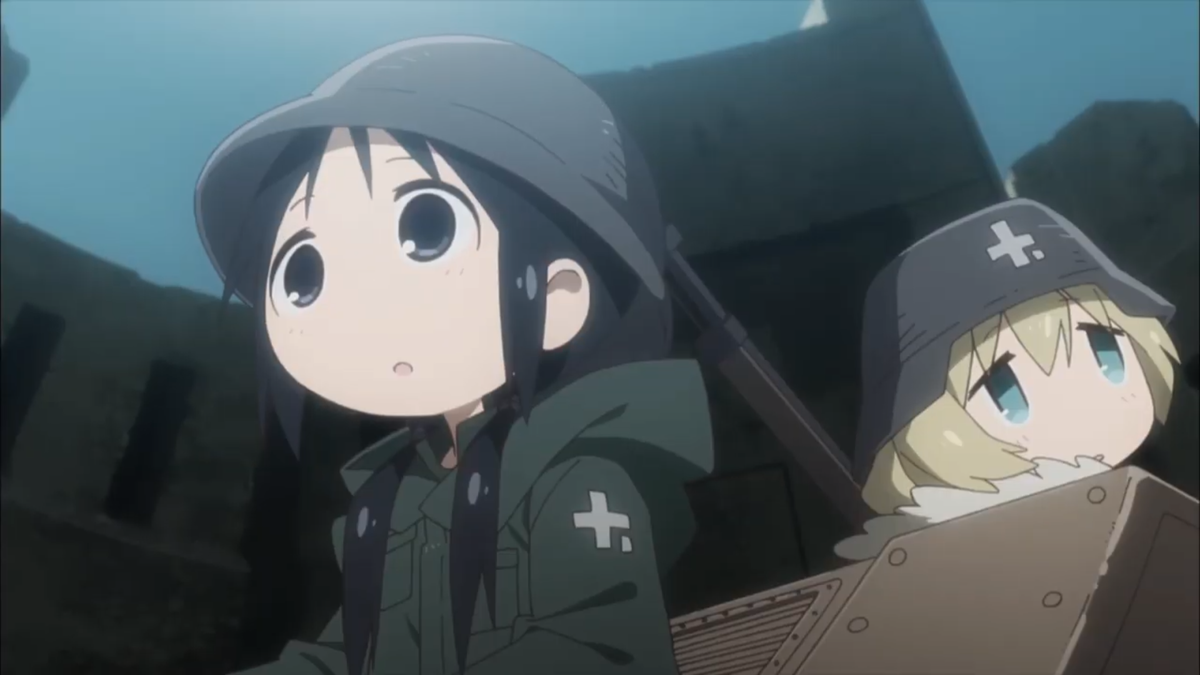 The Curse of the Incomplete Adaptation: Girls' Last Tour Review