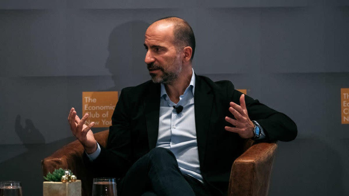 Uber CEO Decides Driver Safety Isn't His Problem