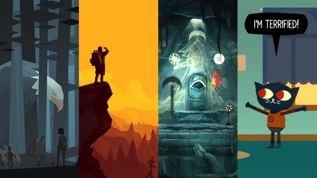 10 Affecting Story-Driven Video Games Perfect for First Time Players
