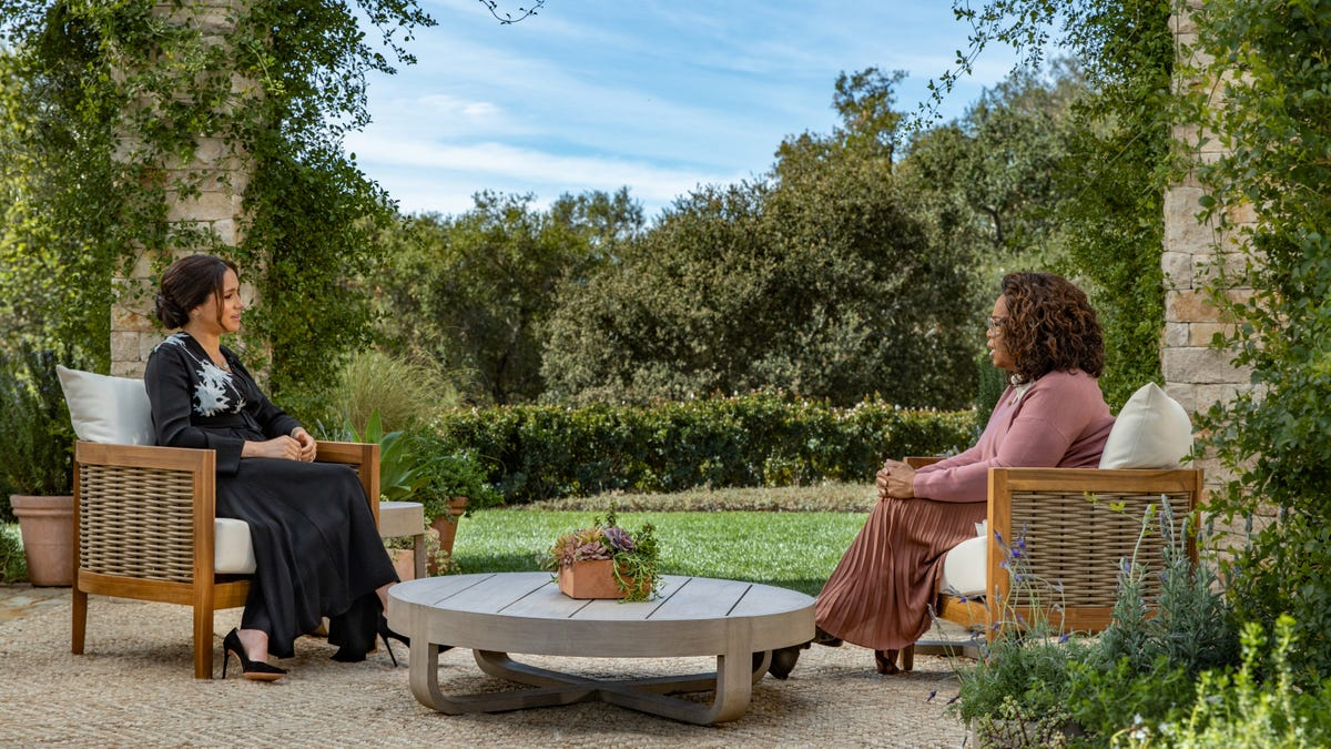 Harry and Meghan's Oprah Interview Was One for the Royal History Books
