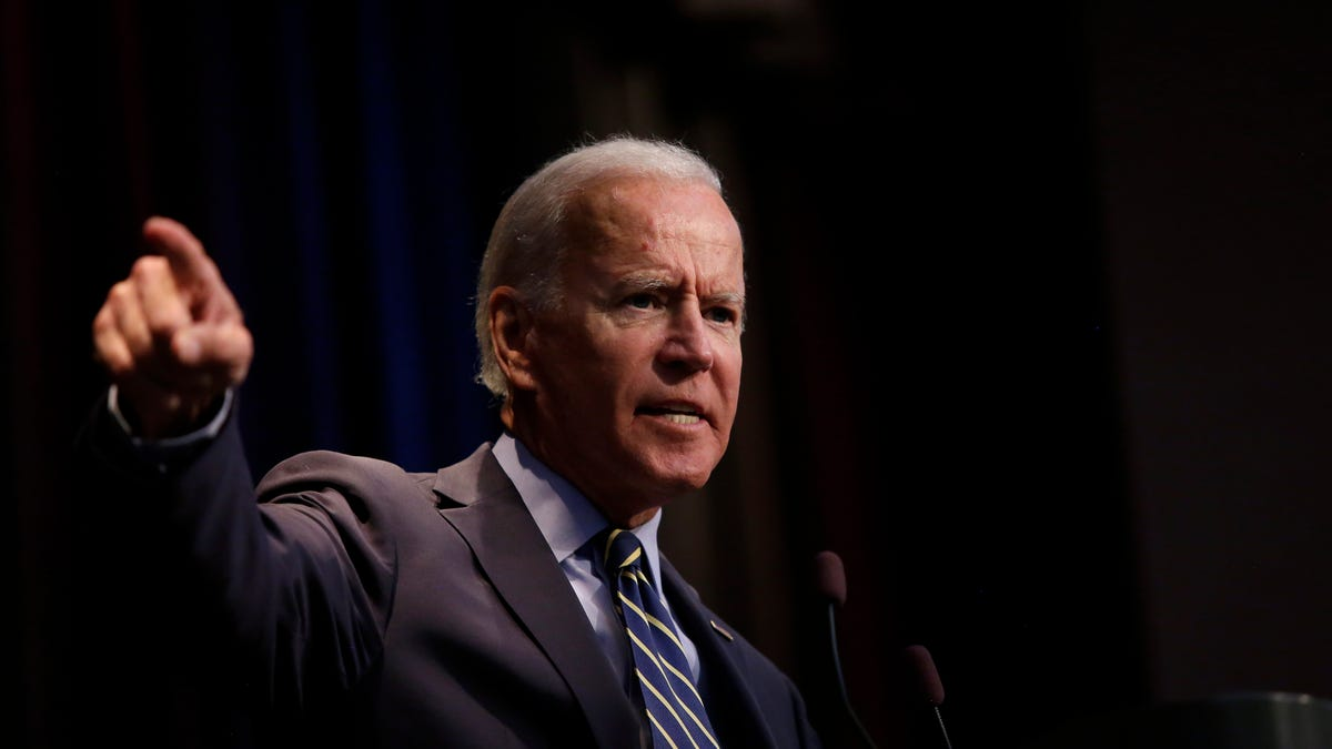 Boy, That Joe Sure Knows How to Pander: Joe Biden Lumps Trump in With KKK in Speech at Black Church