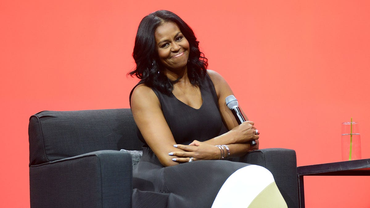 'This Isn't a Game': Michelle Obama Not So Subtly Shades President Trump for Holding Up Transition Process