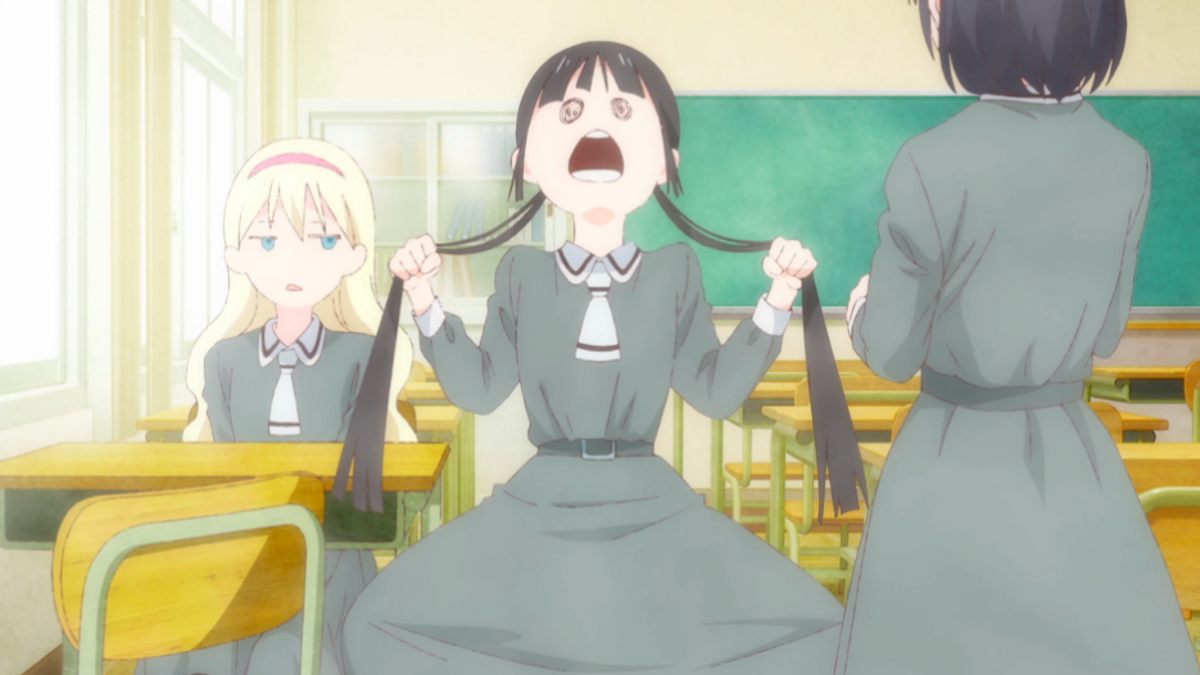 Asobi Asobase Is A Good Anime About Bad Girls