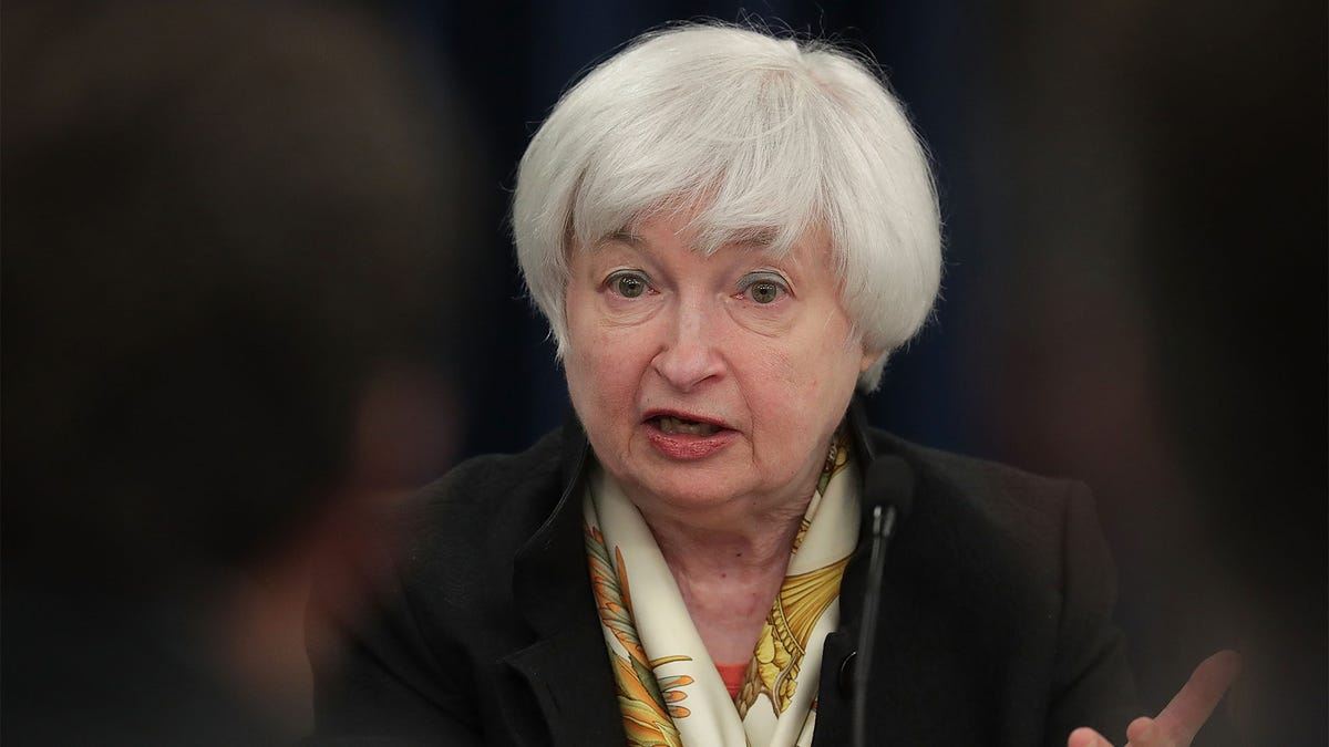 'So Should I Invoice You Later?' Says Janet Yellen Trying To Secure Speaking Fee After Meeting With Regulators