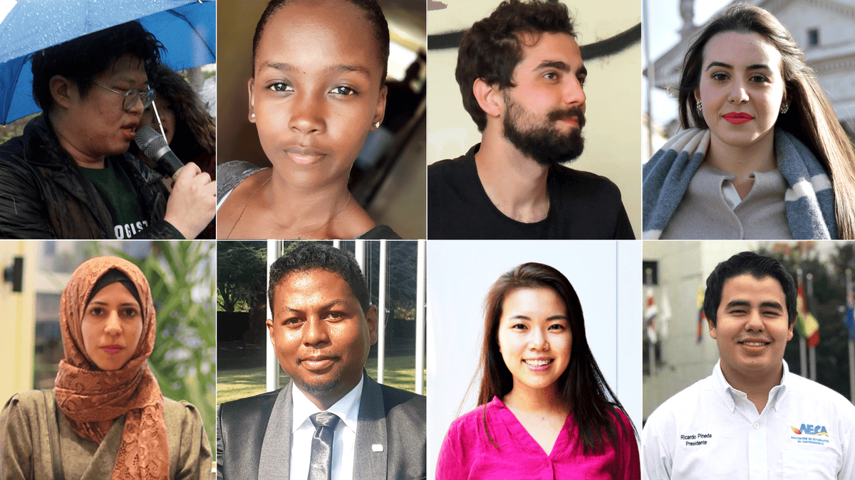 'There Is Always Hope:' Why Young Adults Are Coming to the UN Youth Climate Summit