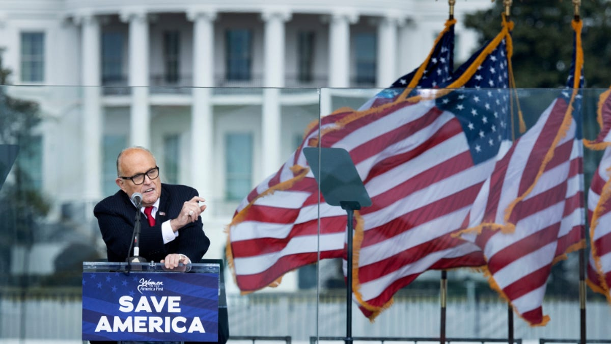New York Bar Considers Revoking Rudy Giuliani's Membership