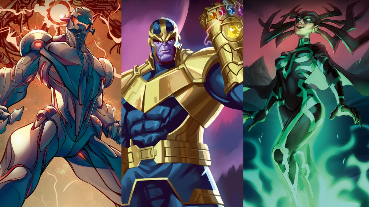 Marvel's Baddies Are Getting Their Own Disney Villainous Game