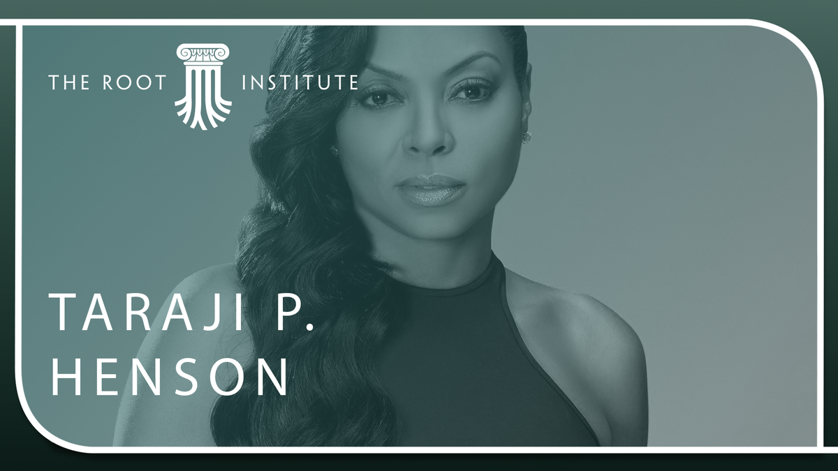 'We Don't Talk About This at Home': Taraji P. Henson Gets Real About Our Mental Health at The Root Institute