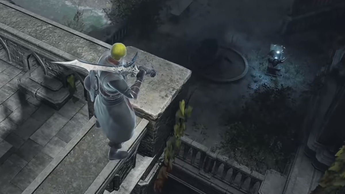 PS5 Demon's Souls Player Almost Glitches His Way Past Mysterious Door