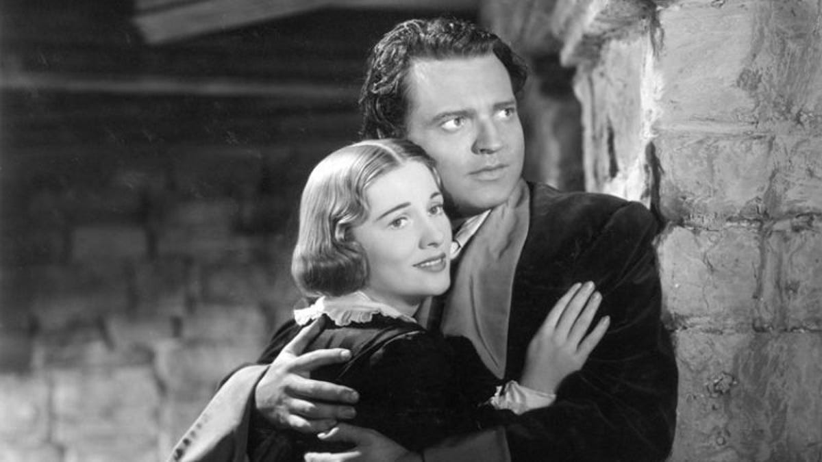 Jane Eyre spotlights Orson Welles' perfect romantic antihero