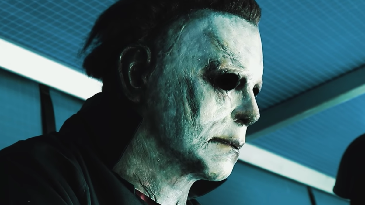 This fan-made Michael Myers and Jason Voorhees stand-off should make Freddy  jealous