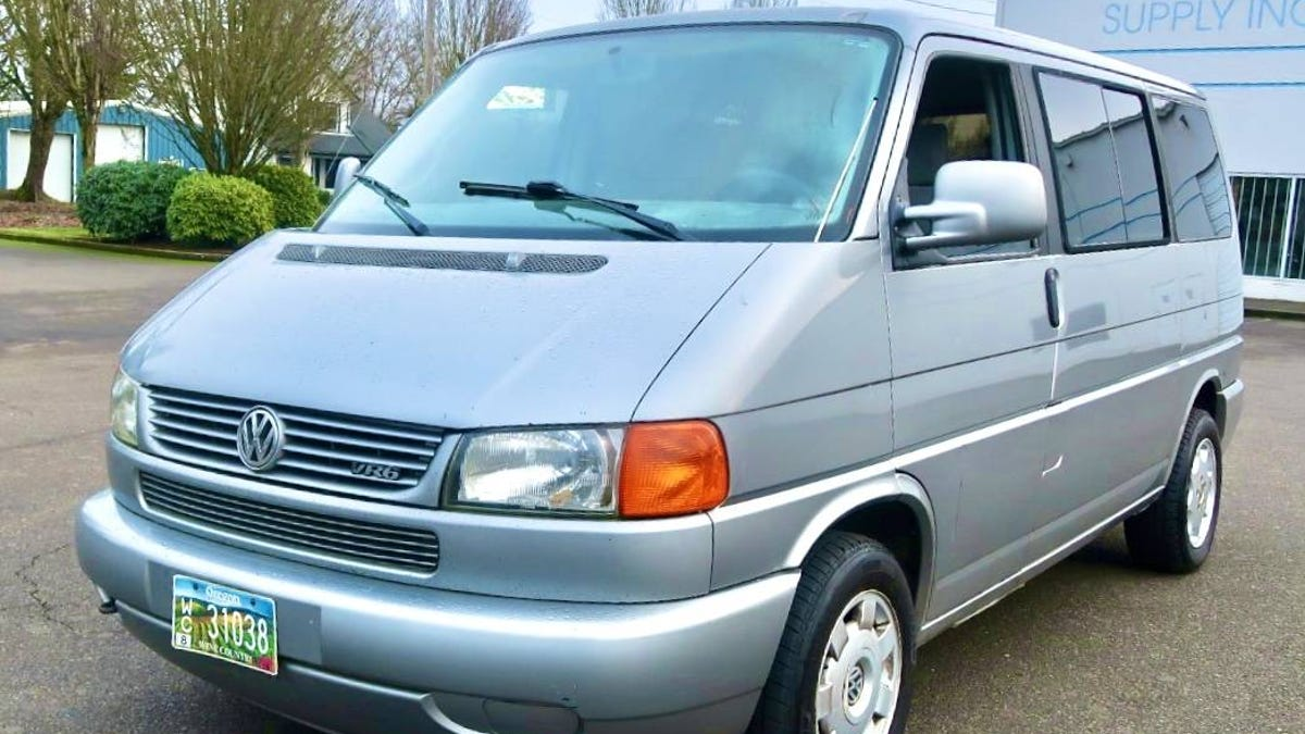 At $6,500, Is This 1999 VW Eurovan VR6 A Low-Price Luminary?