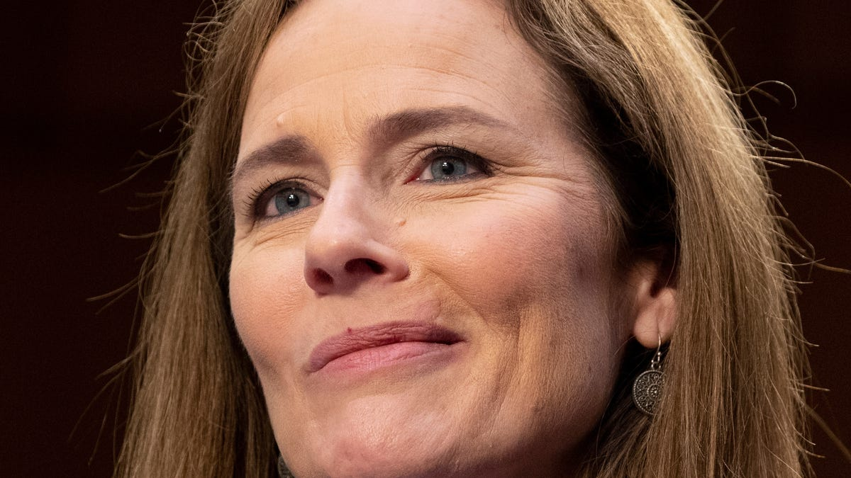 Amy Coney Barrett's Recent Tenure on the Board of an Anti-LGBT School Network Is Extremely Alarming