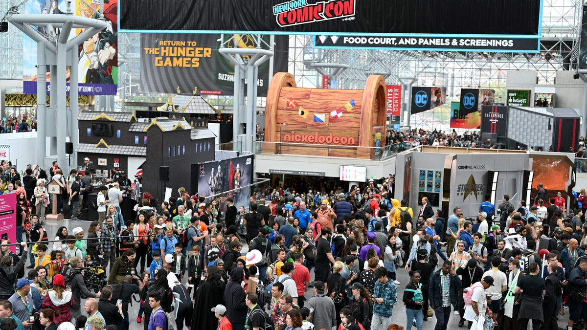New York Comic Con Has Been Canceled, Will Move Online