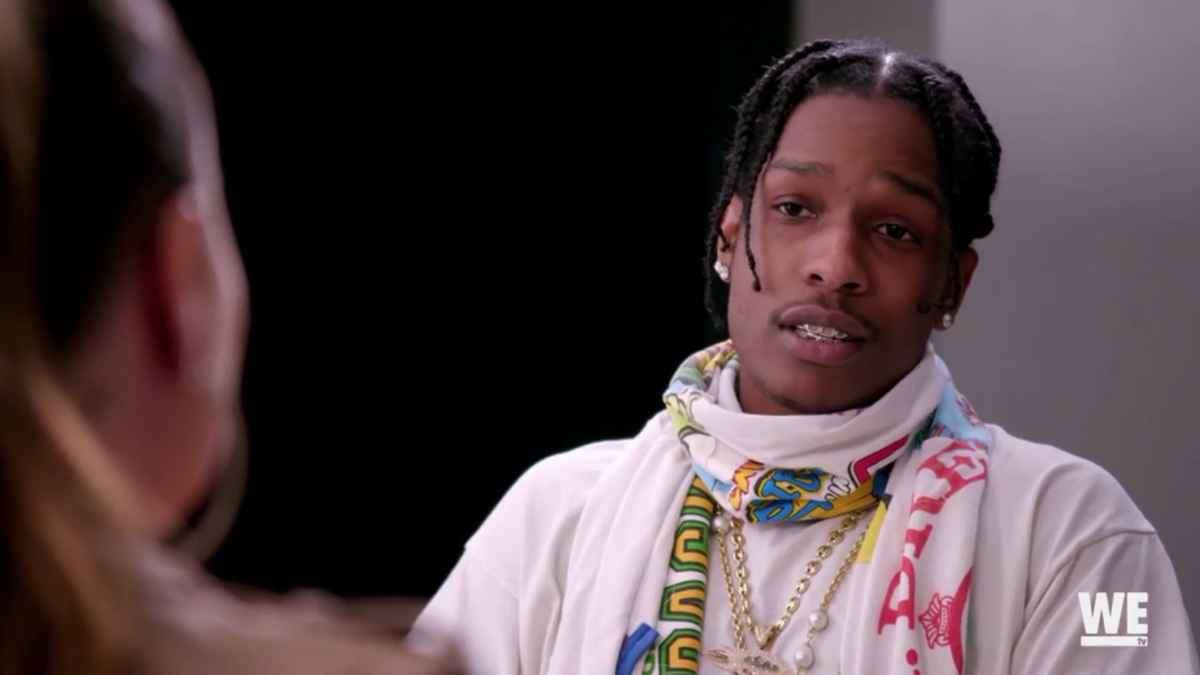 'I Was Always a Sex Addict': A$AP Rocky Makes Shocking Revelation on Untold Stories of Hip-Hop