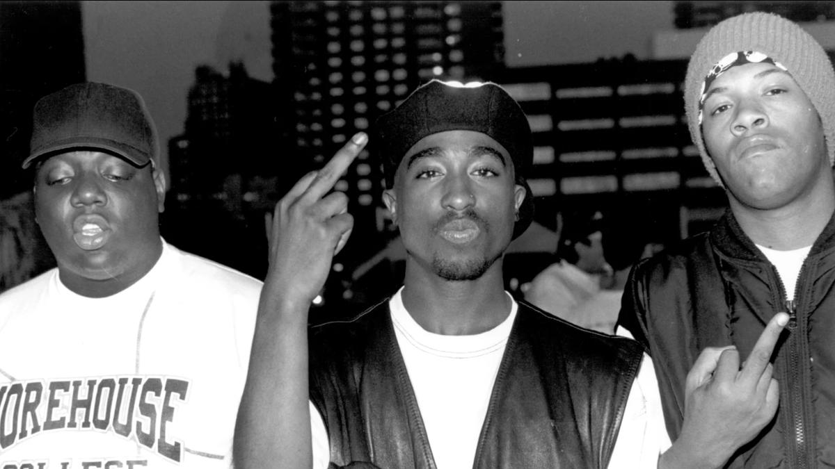 Slow Burn returns with Tupac, Biggie, and rap's East Coast-West Coast rivalry