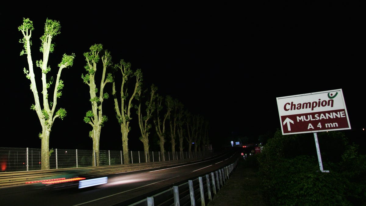 After 1989, Chicanes Changed Le Mans Forever