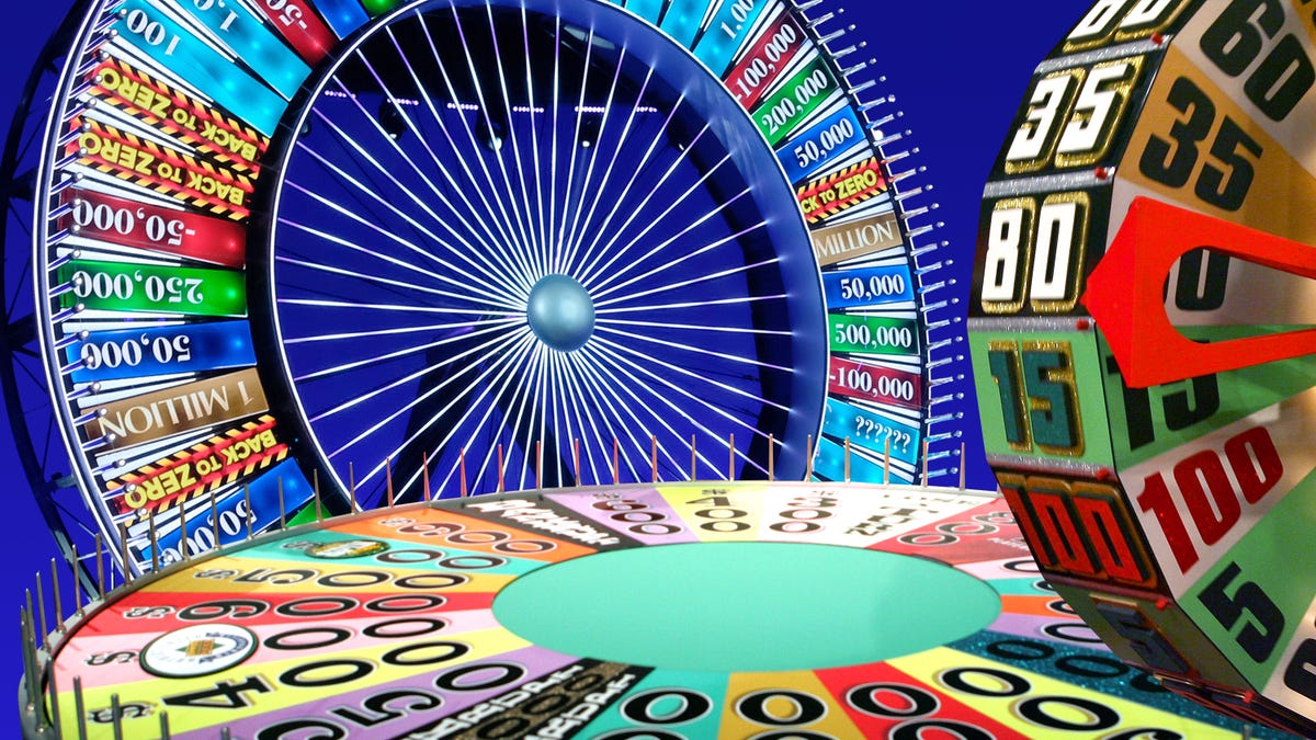 A Brief History Of Spinning 6 Game Show Wheels