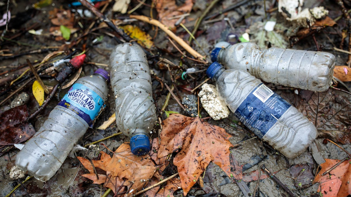 We're Drowning in Plastic. A New Bill Would Make Companies Pay to Fix the Crisis