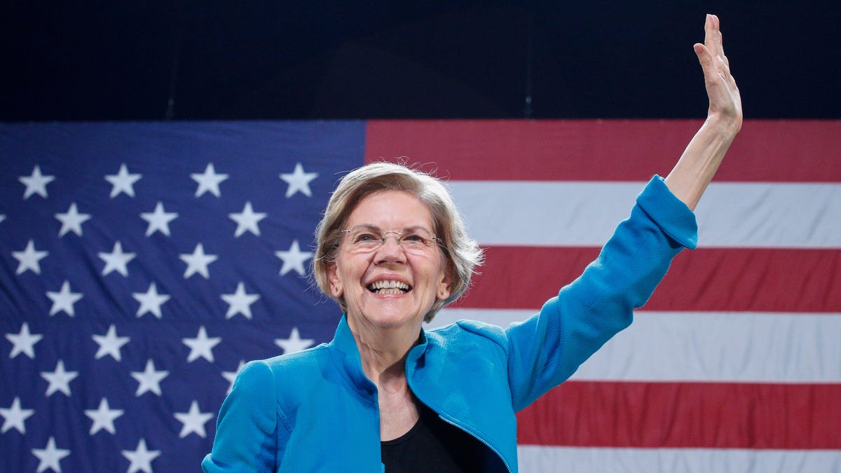 How Elizabeth Warren Plans to Cancel Student Loans With or Without Congress