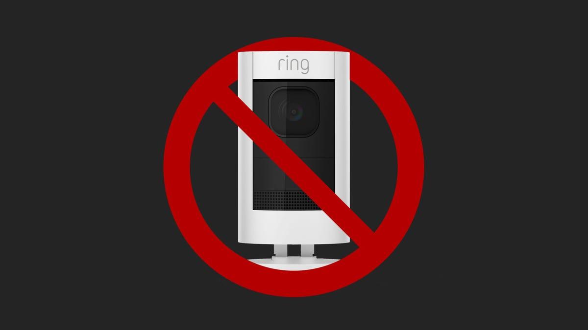 No le compres a nadie una cámara Ring, ni en Black Friday ni después