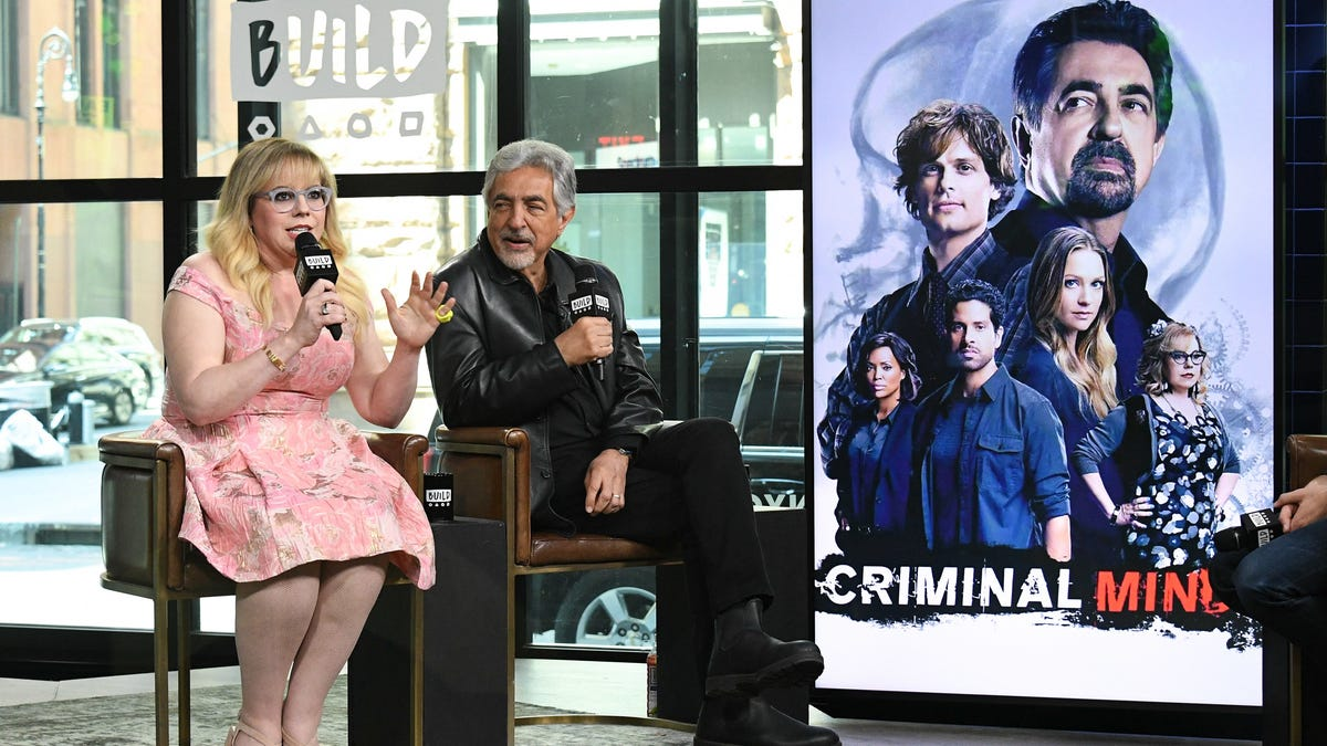 Criminal Minds is dragging itself back out of the grave