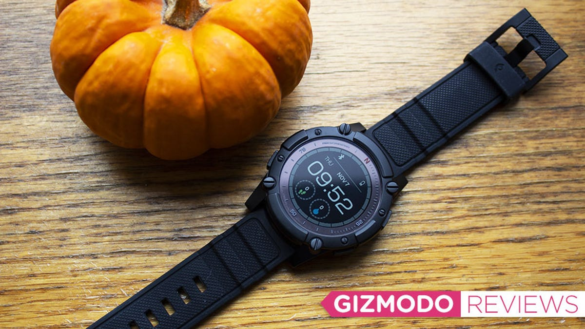 This Body Heat-Powered Smartwatch May Never Die, but It Sure Made Me Want To