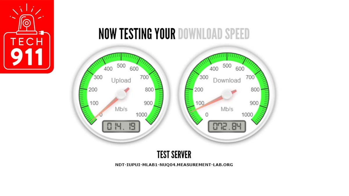 Why Do Internet Speed Tests Report Different Results