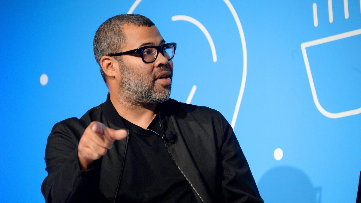 Jordan Peele Wants to Get Out of a Career in Front of the Camera, He Confirms at Georgia Runoff Fundraiser