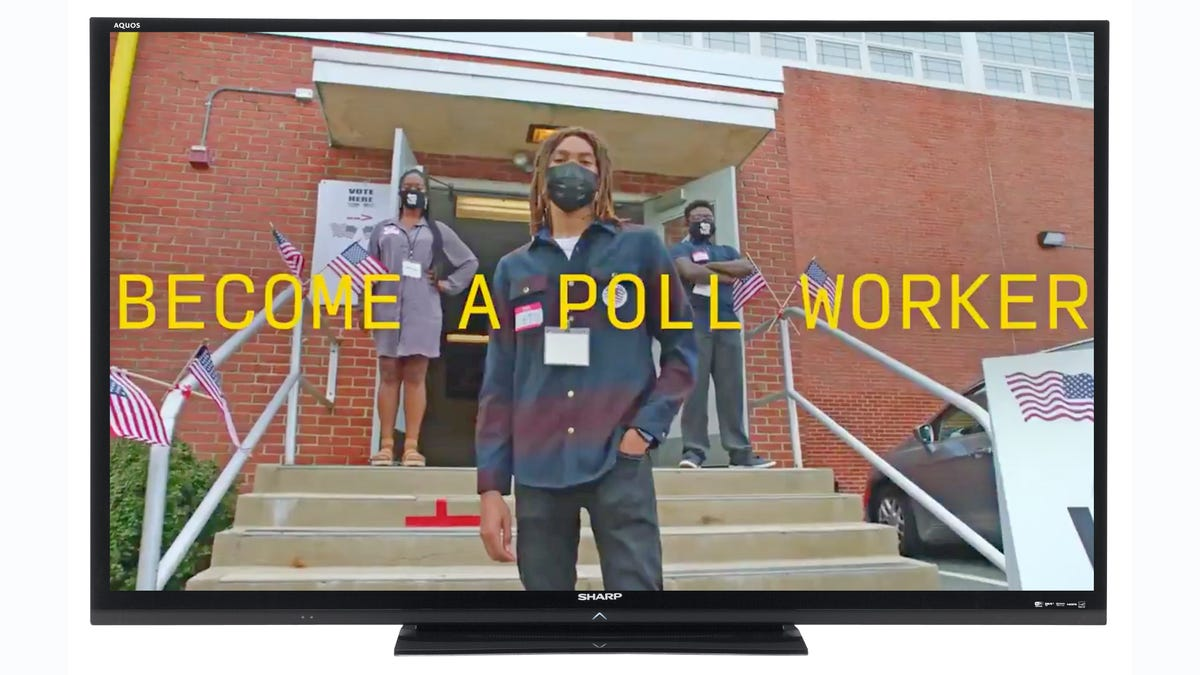In First Ad, LeBron's 'More Than A Vote' Asks Young People To Step Up, Become Poll Workers