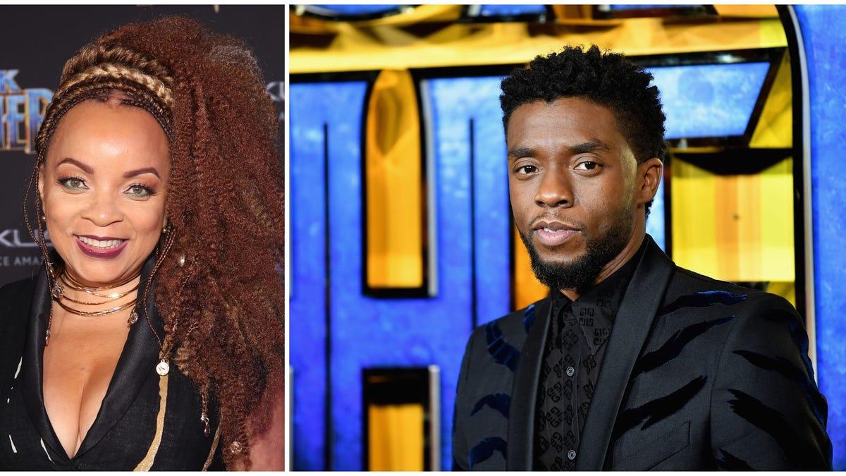 'He Was Spiritually Rooted': Costume Designer Ruth E. Carter Remembers Chadwick Boseman in Poignant Op-Ed