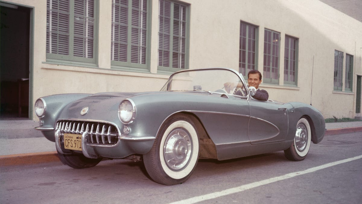 The Corvette Debuted 68 Years Ago Today - Jalopnik