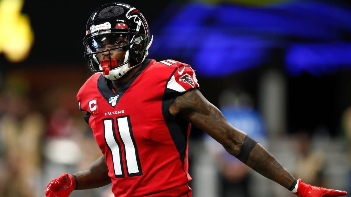 Deadspin fixes the Falcons: Trade Julio Jones and the No. 4 overall pick