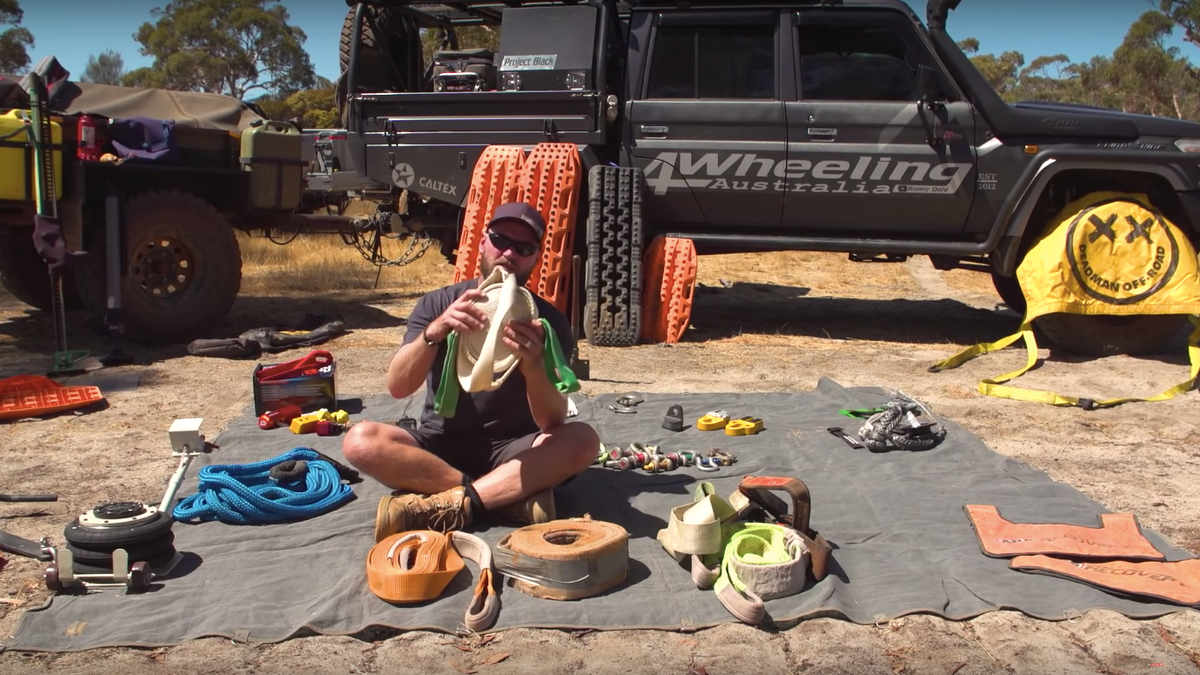 Here's a Solid Primer on Essential Off-Road Recovery Gear