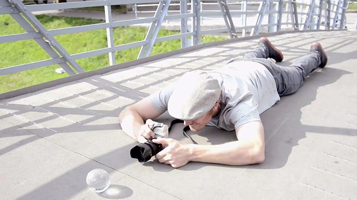 Siete geniales trucos de fotografía realizados con objetos cotidianos