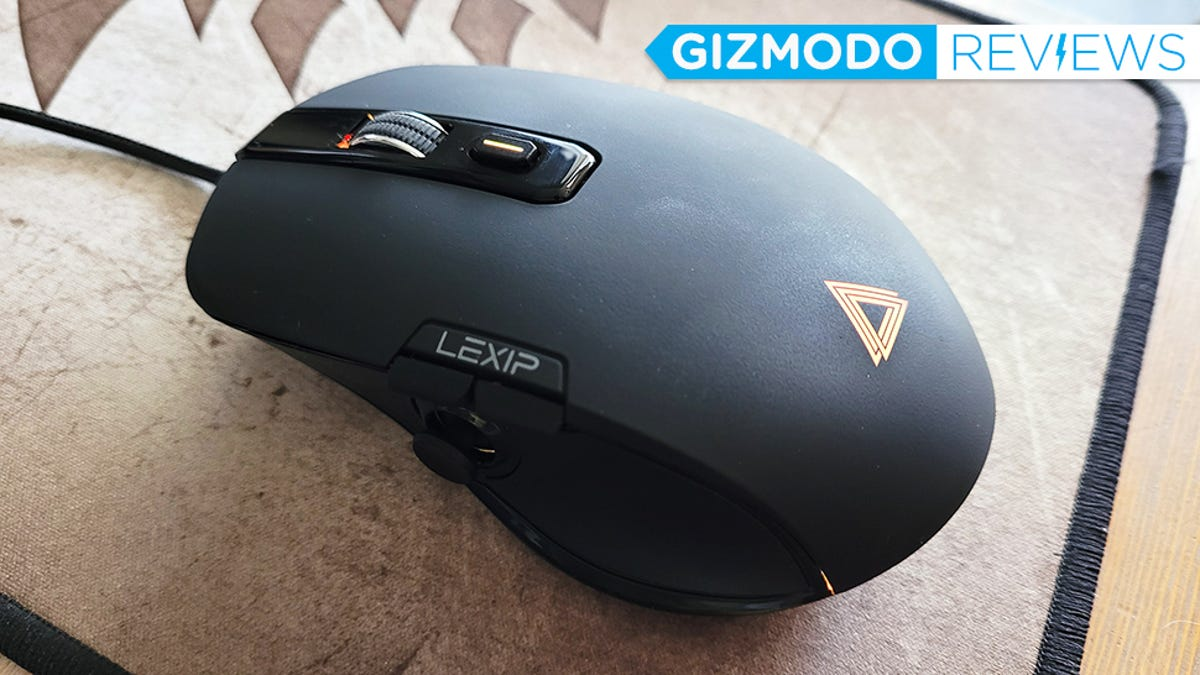 Lexip's Fantastic Np93 Alpha Has Replaced My Favorite Gaming Mouse