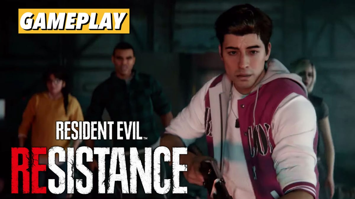 Resident Evil Resistance Is A One-Of-A-Kind Multiplayer Game