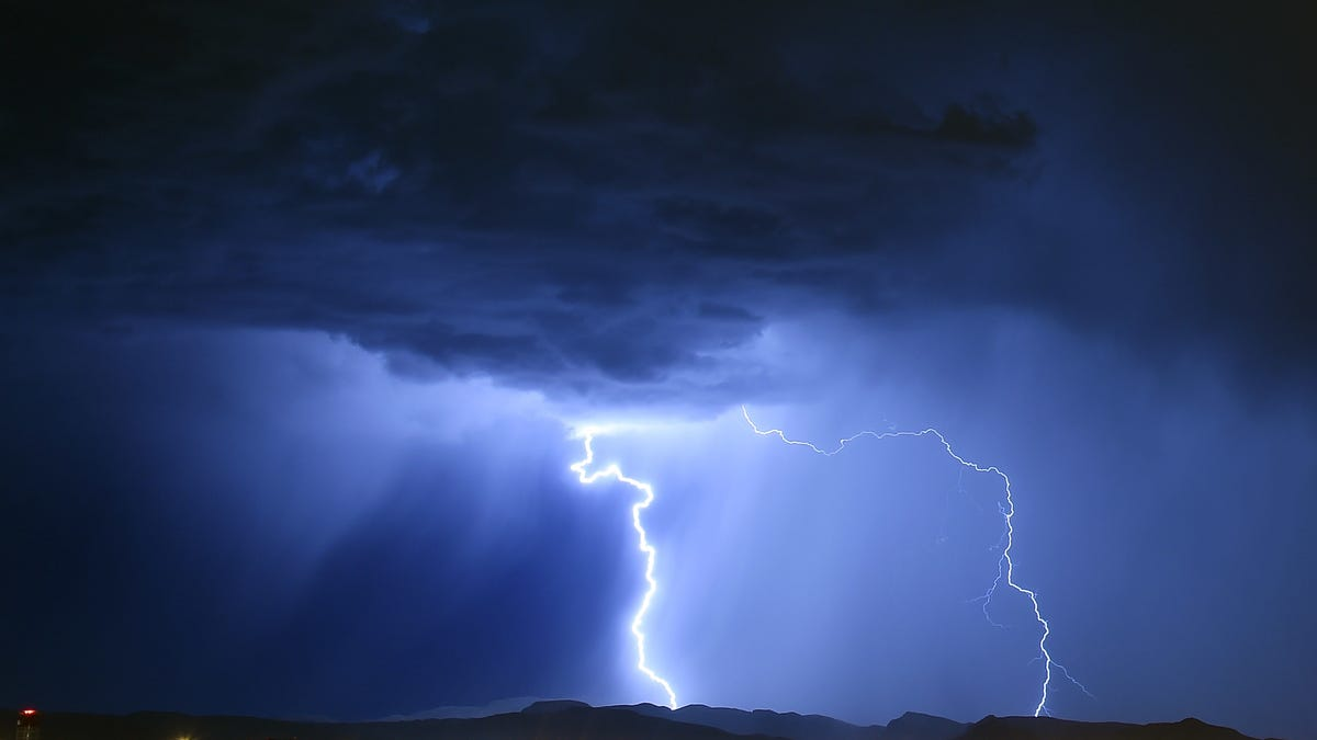 Thunderstorms Linked to Breathing Trouble for Older People
